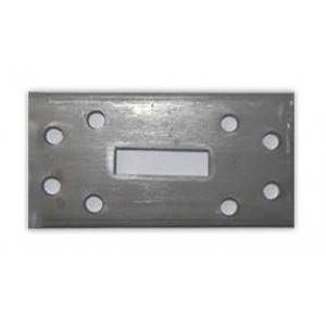 "1-1/4"" Anchor Plate 250/cs 2"" x 4"" x .125"""