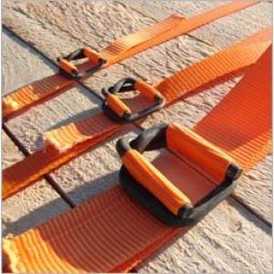 Heavy Duty Woven Polyester Strapping - 1-1/2 in. x 600 ft.