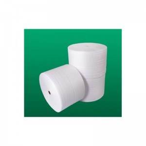 "1/4"" Foam packaging on a roll 72 in. x 250 ft."