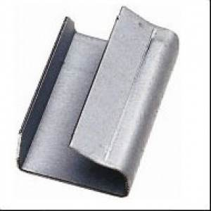 1/2 in. Non-Serrated Open Poly Strapping Seals