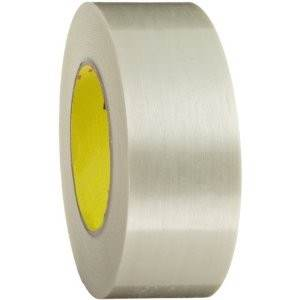 1in. x 60yds High Strength Polyester Backed Reinforced Filament Tape