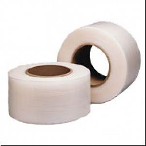 1/4 in. Clear Smooth Machine Polyproylene Strapping - .016