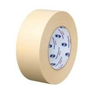 Low Tack Premium Paper Masking Tape - 6.8 Mil - 1-1/2