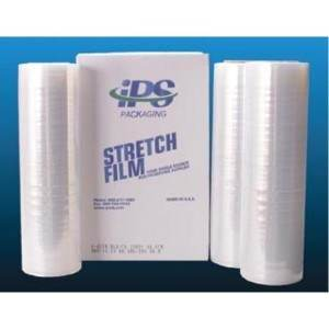 Stretch Wrap Hand 65 Gauge 16 in. x 1500 ft.