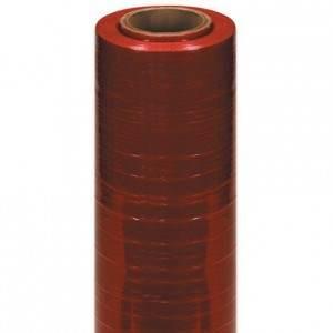 80 Gauge Red Machine Stretch Wrap Film - 20 in. x 5000 ft.