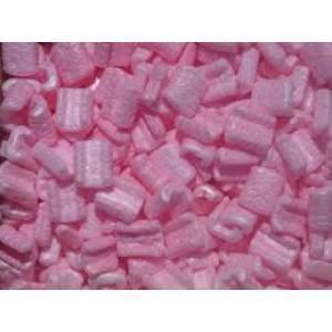 20 Cubic Feet Pink Anti-Static Loose-Fill 1 per pack