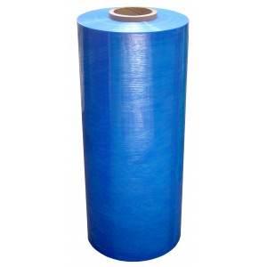 Blue Colored Machine Stretch Wrap Film - 80 Gauge - 20 in. x 5000 ft.