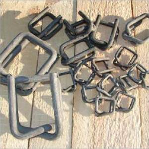 "3/4"" x .177 Heavy Duty Galvanized Buckle 500/cs"