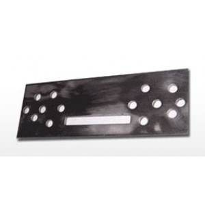"2"" Anchor Plate - Nailing Plate 2"" x 6"" x .125"" 200/cs"