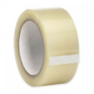 3 in. X 110 yards 1.7 Mil Hot Melt Tape