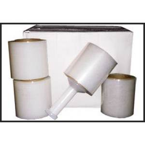 X-Wrapper Bundling Hand Stretch Wrap - 80 Gauge - 2 in. x 1000 ft.
