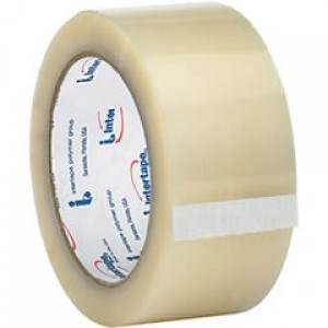 "2"" x 110 yards 9100 Clear Tape"