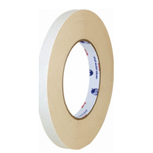 "3/4"" x 36yd Double Coated Flatback Tape"