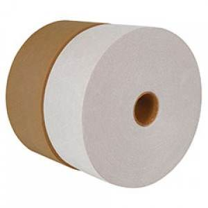Reinforced Medium-Duty Water-Activated Tape - 5.8 Mil - 2