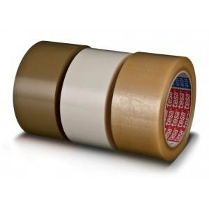 TESA 4085, Nopi - Tan PVC Carton Sealing Tape - Tan 2