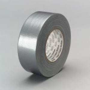 "2"" x 60 yards 14 mil Duct Tape, Silver 24rl/cs"