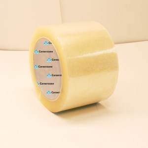 "3"" x 1000 yards 2.1 Mil Acrylic Tape"