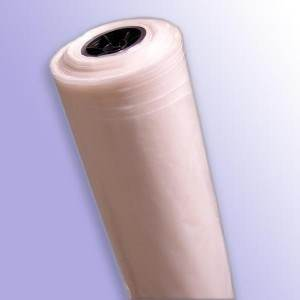 3 ft.  x 400 ft. 6 Mil plastic sheeting with 6 month UVI