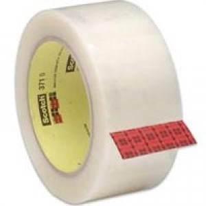 Scotch Box Sealing Tape 371 Clear - 48 mm x 100 m