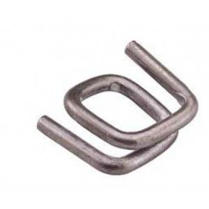 1/2 in. Phosphate Coated Wire Buckle for Bonded/Woven Cord Strapping