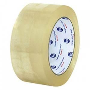 72mm x 100m Intertape 9100 Tape Clear