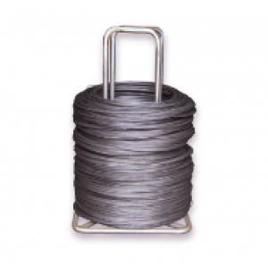 Galvanized Single Loop Baling Wire - 9-Gauge