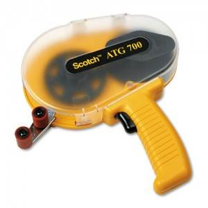 Scotch Adhesive Transfer Tape Applicator ATG 700 - 1/2 to 3/4 in.