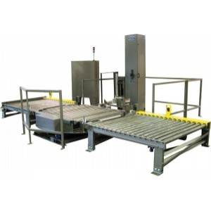 Arpac PAC-4R5 Conveyor Stretch Machine