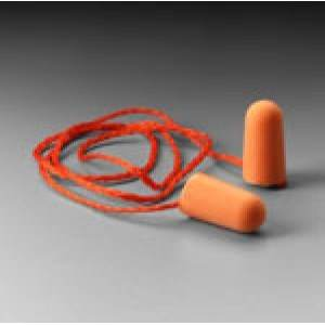Corded Foam Ear Plug