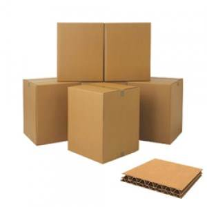 Double Wall Corrugated Cartons