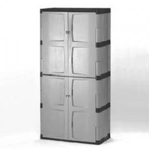 HVY DTY FULL DOUBLE DOOR UTILITY CABINET