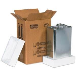 F-Style Shipper Kit (1 gallon) x 2