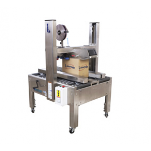 Interpack USA 2024-SB SS Carton Sealing Machine