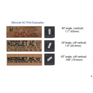 Loveshaw MicroJet InkJet Printers