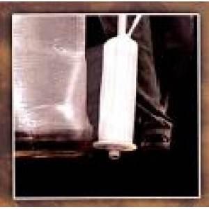 Nelson Wrap NWD1, Stretch Wrap Dispenser - Aluminum, Metallic-Silver