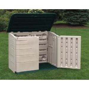SHED STORAGE LRG HORIZONTL 32CU.FT.