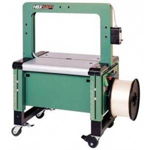 Signode HBX4300 Arch Chuted Strapping Machines