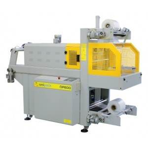 SmiPack BP600 Semiautomatic In Line Shrink Bundler