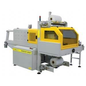 SmiPack BP800AR 280ST Automatic Side Feeding Shrink Bundler With Automatic Pack