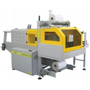 SmiPack BP800AR 340P Automatic Side Feeding Shrink Bundler Without Automatic Pac