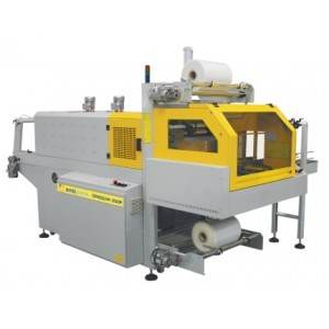 SmiPack BP802AR 230R Automatic Side Feeding Shrink Bundler With Automatic Pack Collation
