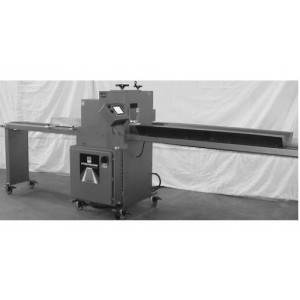 System Packaging Model 800 Cold Seal Machine