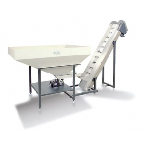 UF-3000 Hopper/ Incline Conveyor
