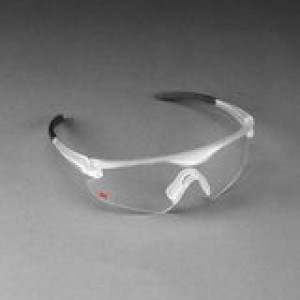 3M(TM) Protective Eyewear 1760/37116(AAD), Clear Frame with Clear Lens  24/Case