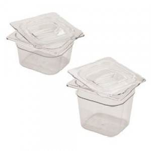X-TRA COLD FOOD PAN -1 per 6 SIZE