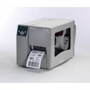 ZEBRA S4M LABEL PRINTER