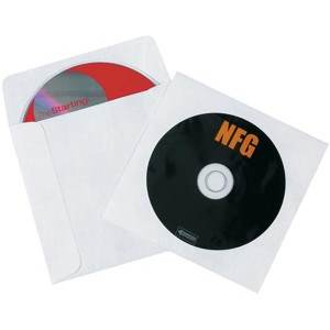 Tyvek Windowed CD Sleeve