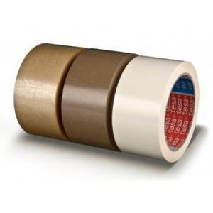 TESA 4085, Nopi PVC Carton Sealing Tape  - Clear 2