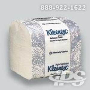 KLEENEX INTERFOLD BATH TISSUE