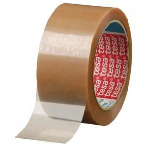 Tesa 04264 General Purpose Biaxially Oriented Poly Tape Tan